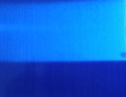 Titanium Blue Coating
