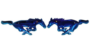 PVD Titanium Blue Coating