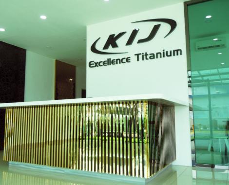 KIJ Excellence Titanium