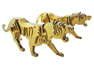 PVD Titanium Gold Coating